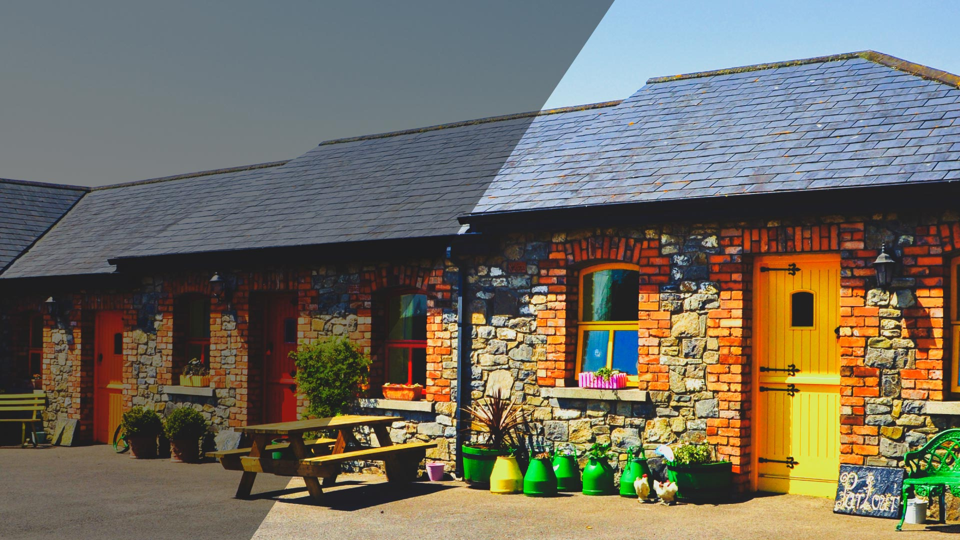 Slane Farm Hostel - Accommodation Boyne Valley - Hero Image